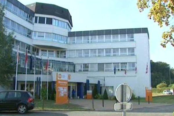 France Business School Tours-Poitiers.