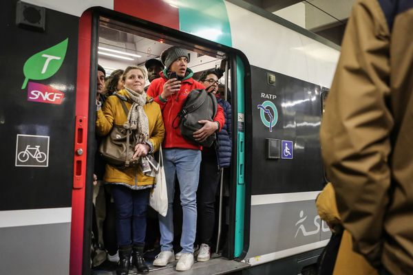 La grève SNCF touche tous les secteurs géographiques, à Paris comme dans les régions