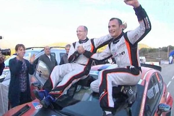 Belle victoire pour Stéphane Sarrazin et Jacques-Julien Renucci.