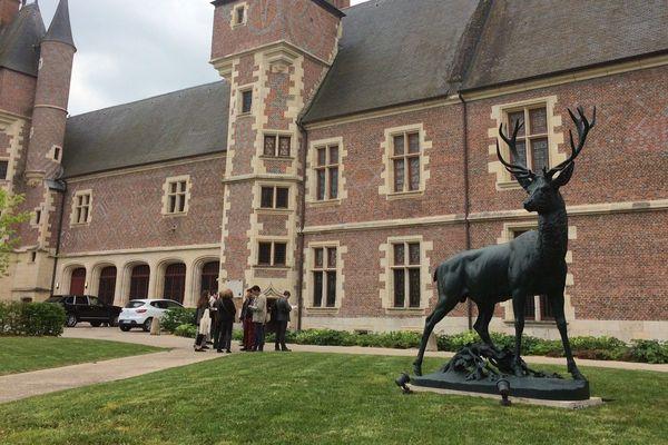 Musée de la chasse, château de Gien