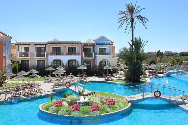 Le Lindos Imperial hotel de Rhodes en Grèce