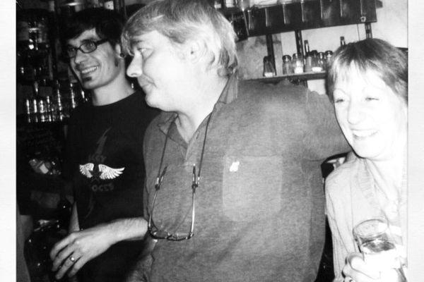 Mathieu Moreau (à gauche) avec Gégé de la Casa