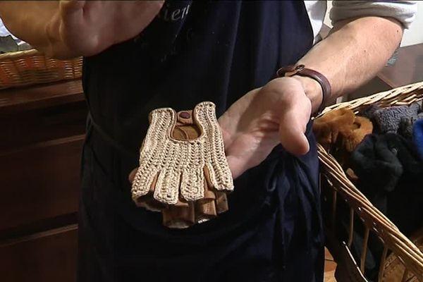 Les gants de Spirou