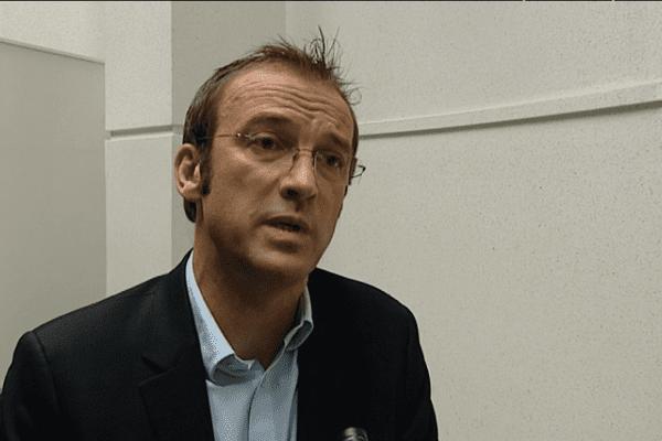 Olivier Bertaud, ex-président du Laboratoire de la mer.