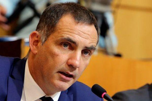 Gilles Simeoni, président du conseil executif de Corse (Archives)