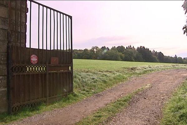 Le corps de l'homme avait été découvert dans le bois d'une propriété privée de La Clayette.
