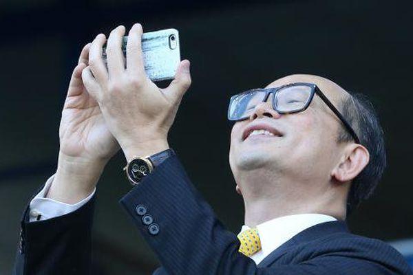 Li Wing Sang, patron du FCSM