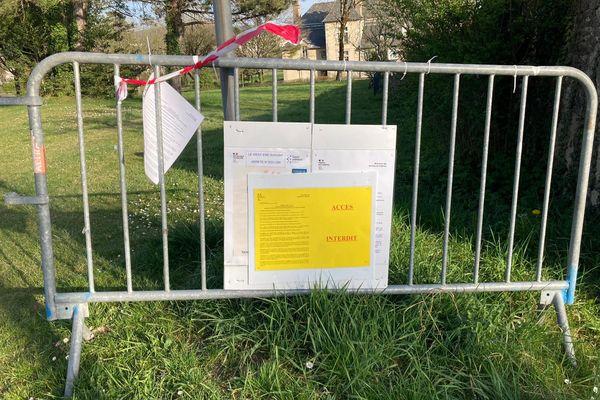Le préfet du Cantal a décidé d'interdire l'accès aux parcs, aux jardins, aux berges des cours d'eau du département. Le taux d'incidence a doublé en trois semaines.
