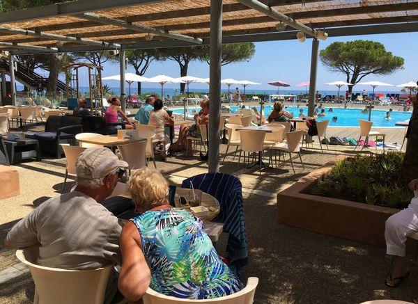 Illustration/ Le secteur touristique, primordial en Corse, devrait en être l'un des bénéficiaires. Mais tout le monde n'est pas logé à la même enseigne.
