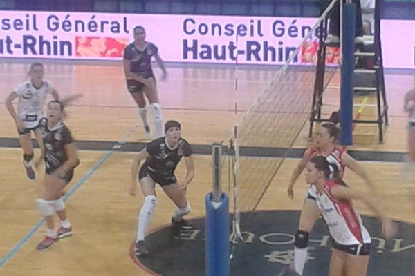 Avec cette victoire, Mulhouse remonte à la deuxième place du classement
