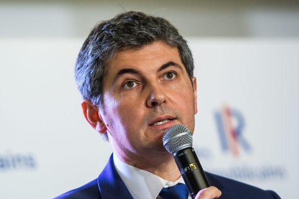 Gilles Platret, en février 2018.