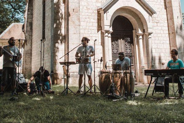 Matanzas, un groupe aux sonorités cubaines originaire de Besançon.