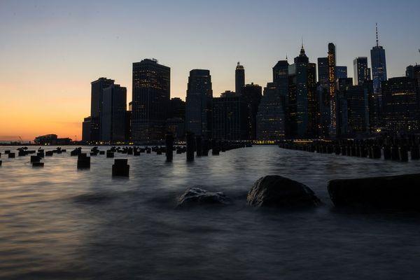 New York est particulièrement touché par la montée des eaux.