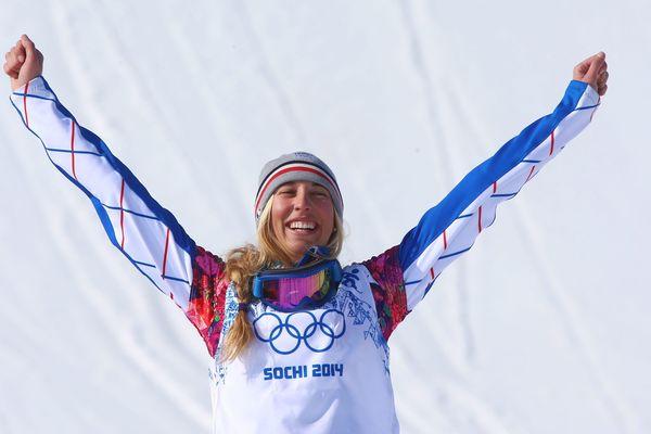 Aux Jeux Olympiques de Sotchi en 2014, la savoyarde Chloé Trespeuch s'emparait de la troisième place en snowboard cross.
