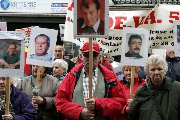 Une manifestation de l'ADEVA en 2007.