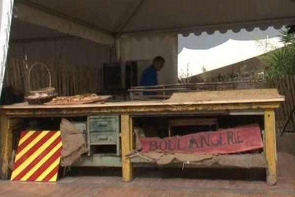 Cannes et le boulanger Catalan