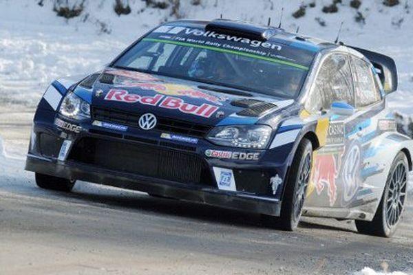 Le Gapençais sur ses terres pour le Rally Monte-Carlo 2015
