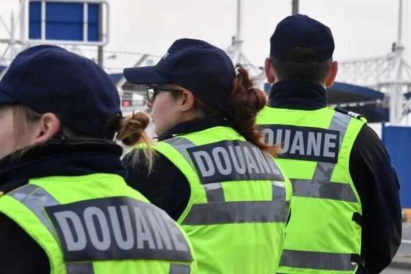 Les produits auvergnats devront désormais transiter par la douane à Calais avant de rejoindre le Royaume-Uni. Photo d'illustration.