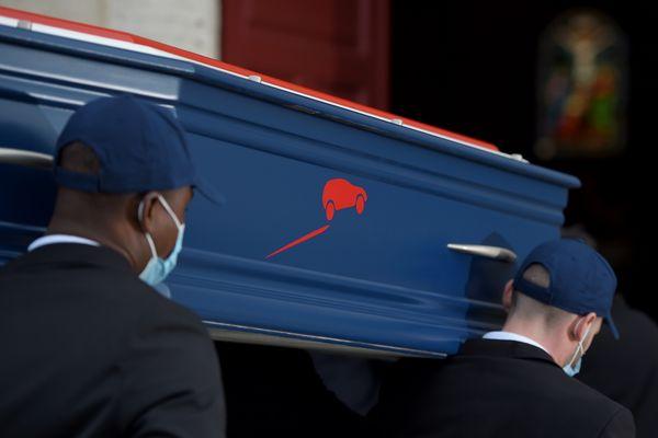Rémy Julienne a été inhumé à Cepoy, près de Montargis, ce 29 janvier.