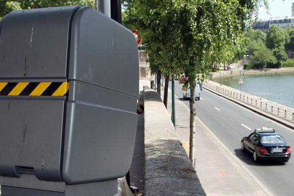 Plusieurs grandes villes françaises ont déjà fait installer des radars en centre-ville, à l'image de Paris.