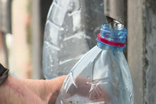 Il faut sauver la nappe phréatique de Vittel et la solution est simple ! Faire des économies d'eau .