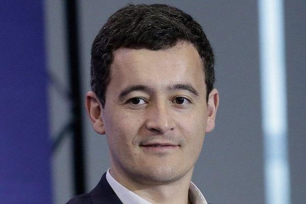 Gérald Darmanin, député maire (UMP) de Tourcoing