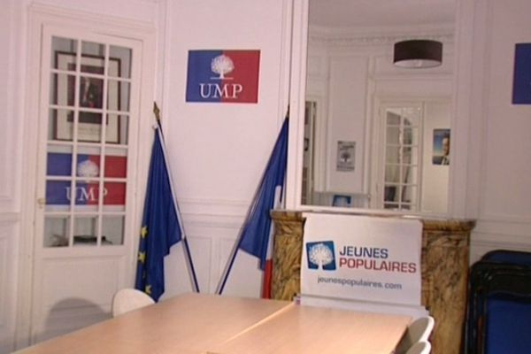 Les locaux de la fédération de l'UMP 31 à Toulouse
