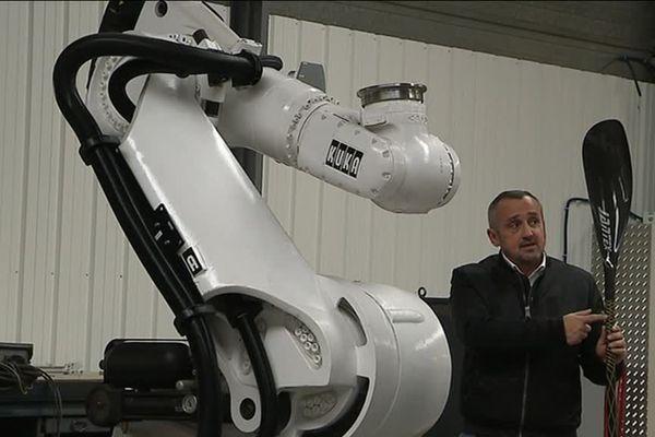 Jean-Yves Gélébart vous fait découvrir cette semaine l'entreprise MF Tech basée à Argentan