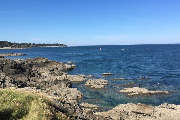 Ceux qui avaient eu l'idée de poser une RTT ce lundi pourront avec bonheur profiter du littoral sous un grand soleil!