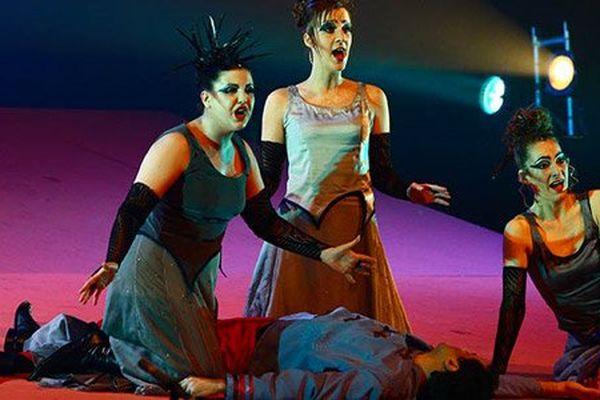 Dans la Fabrique opéra, le plateau, comme pour les autres productions de La Fabrique Opéra, est composé d'artistes de haut niveau