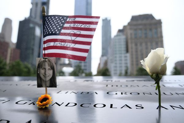 20 ans après, le mémorial des attentats du 11 septembre 2001.