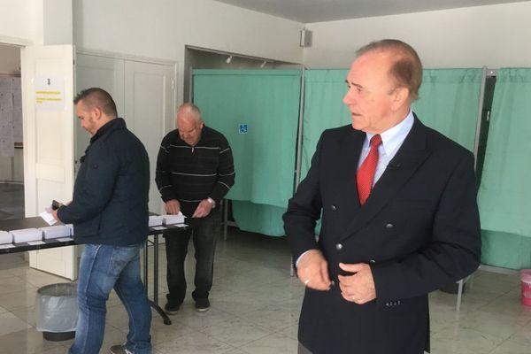 Sauveur Gandolfi-Scheit député LR de la 1ère circonscription de Haute-Corse