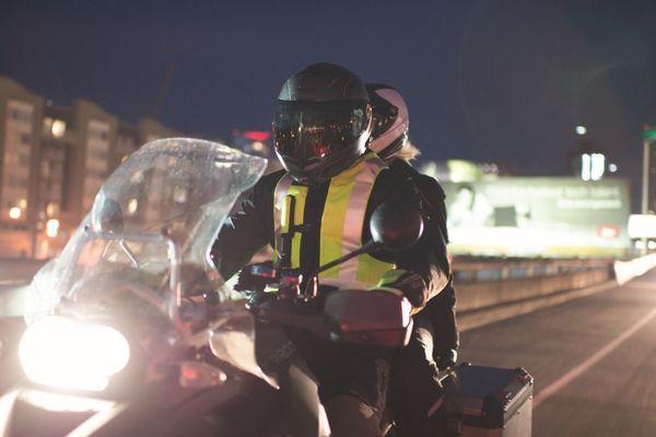 La société dijonnaise Helite fabrique des gilets et des vestes airbag spécialement conçus pour les motards