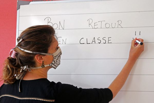 Pour un bon retour en classe, les syndicats enseignants demandent un report de la rentrée pour mettre en place le protocole sanitaire