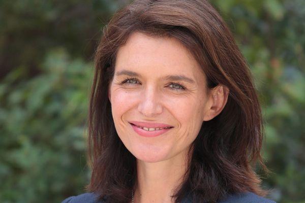 Christelle Morançais, élue présidente de la région des Pays de la Loire le 19 octobre 2017