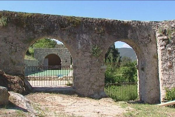 Le programme européen LEADER au chevet du patrimoine touristique du village d'Urtaca