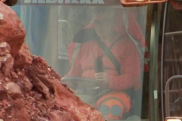 Hérault : la mine de bauxite de Villeveyrac emploie 9 personnes en situation de handicap - 2019.