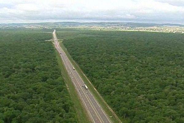 Le ministre des Transports a exprimé sa désapprobation quant à la mise en place d'une concession payante en Saône-et-Loire jeudi 13 juin 2013