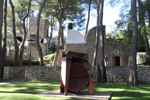 Les jardins de la fondation Maeght à Saint-Paul-de-Vence pourront rouvrir leurs portes au public à partir du 8 février.