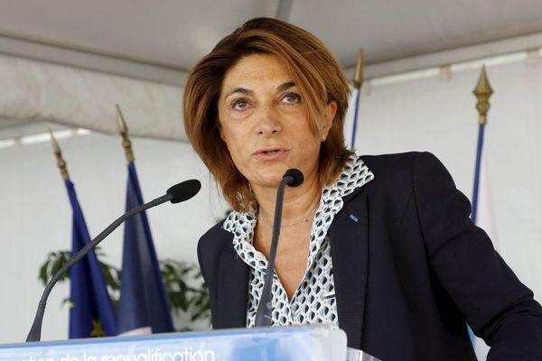 Martine Vassal, présidente du Département