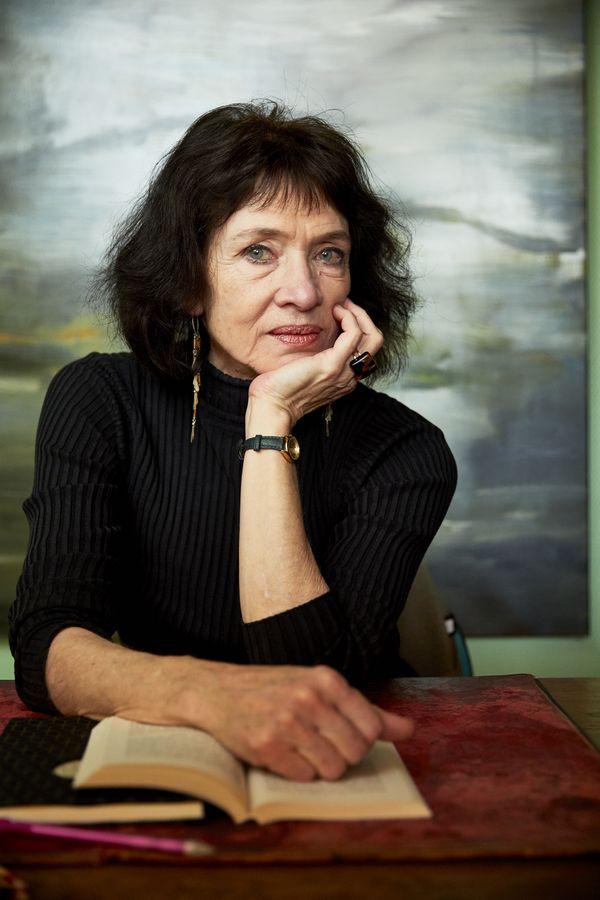 La romancière Nancy Huston partagera son univers et ses passions lors d'un Grand Entretien