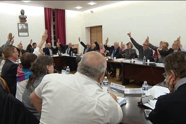 1000 places de stationnement payantes ont été adoptées ce lundi par le conseil municipal de Ouistreham