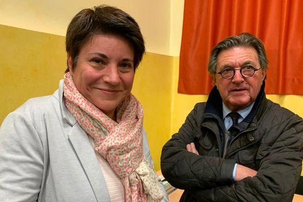 Sylvie Cabanas (Limoux Demain, Divers centre ) et Pierre Bac (Limoux Renouveau, Divers droite) avaient commencé les discussions dès les résultats du premier tour du 15 mars 2020 connus.