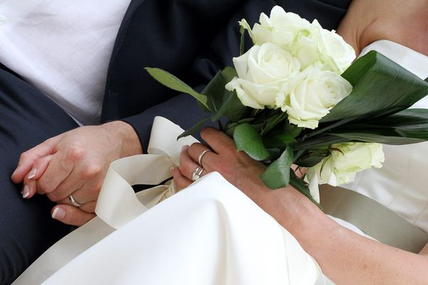 A Strasbourg, habituellement une centaine de mariages sont célébrés en Mai, et autant en Juin