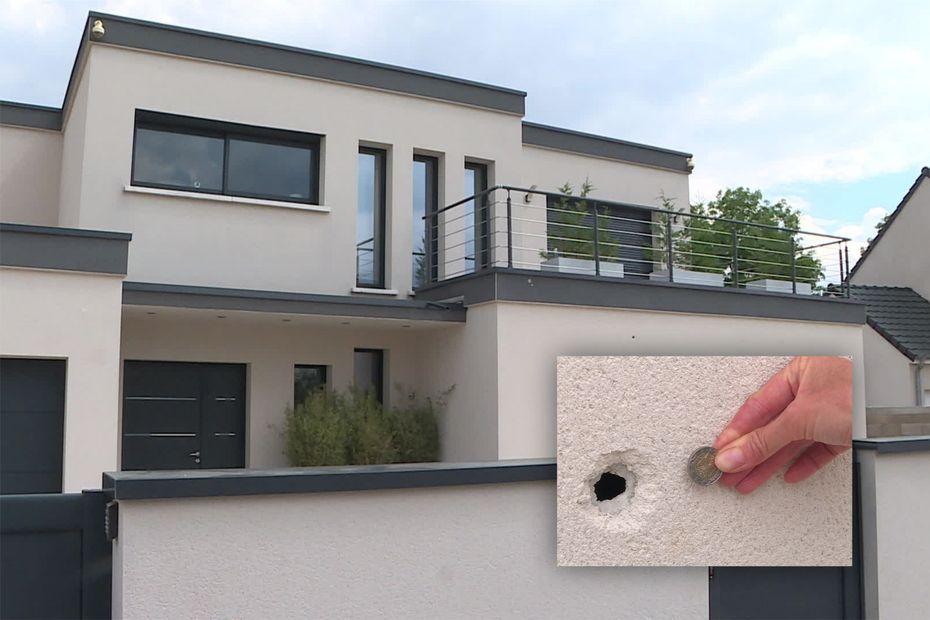 Maison criblée de balles à Chevigny-Saint-Sauveur : une famille visée par erreur