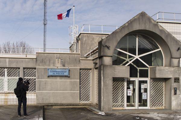 Commissariat de police de Trappes dans les Yvelines