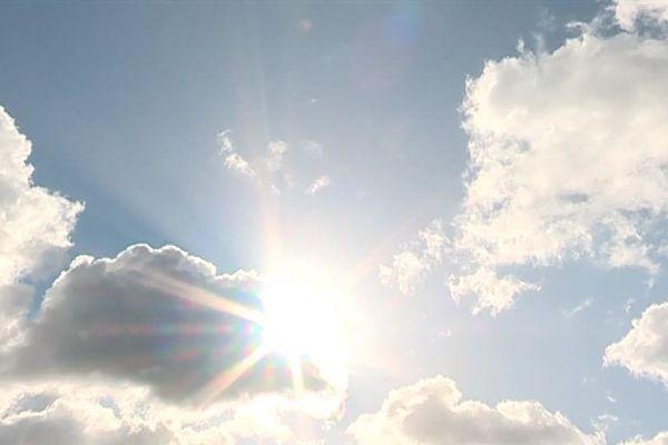 Du soleil, des faibles précipitations, des nuages... Il y en aura pour tous les goûts cette semaine !