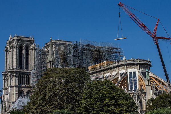 Un « Concours régional de maquette autour de la restauration de Notre-Dame de Paris » est lancé ce vendredi 13 septembre à Felletin.
