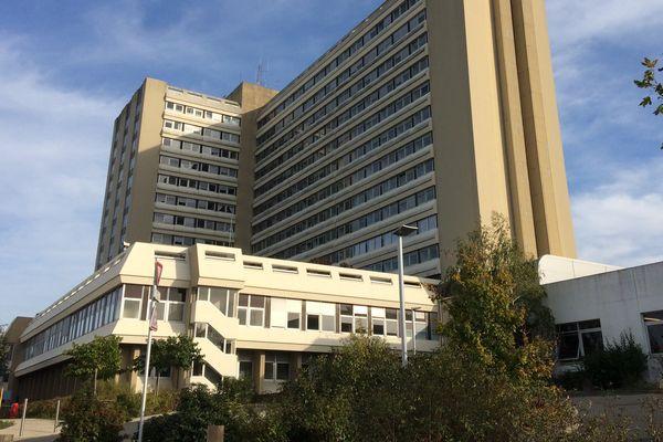Le Centre hospitalier universitaire de Poitiers, image d'illustration