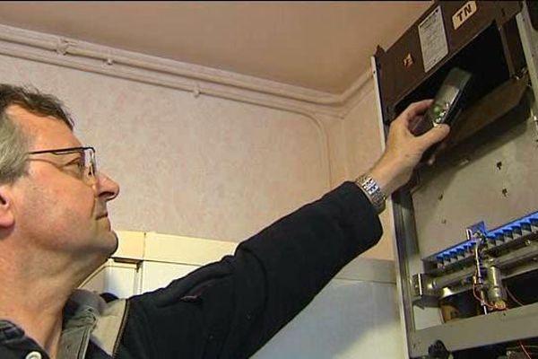 L'entretien d'une chaudière permet d'éviter les intoxications au monoxyde de carbone